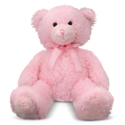 432-474 - Melissa & Doug® Pink Cotton Candy Bear