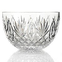 "WATERFORD CRYSTAL 10"" BOWL"