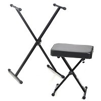 Keyboard stand and Bench Bundle