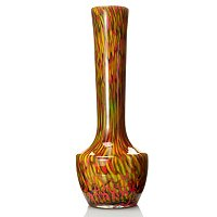 Dale Tiffany Jasper Tall Neck Favrile Vase