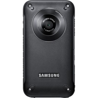 432-665 - Samsung HMX-W300BN/XAA HMX-W300BN Black Full HD Pocket Camcorder