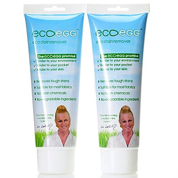 432-716 - The Original Ecoegg™ Set of Two Eco Stain Removers - 4.56 oz