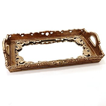 432-820 - 17.75'' Decorative Glasgow Tray
