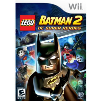 432-902 -  Lego Batman 2: DC Super Heroes Nintendo Wii Game