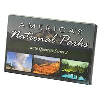 2012 - 2021 National Parks State Quarter Collection Auto Delivery Progtam