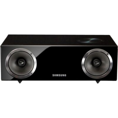 433-174 - Samsung 2.0 Channel 10W Black Dual Dock for iPod/iPhone/Galaxy S
