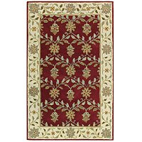 "Bashian ""Veronica"" Hand Made 100% Wool Rug"