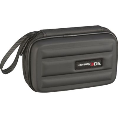 433-320 - 3DS Hard Case Black For 3DS