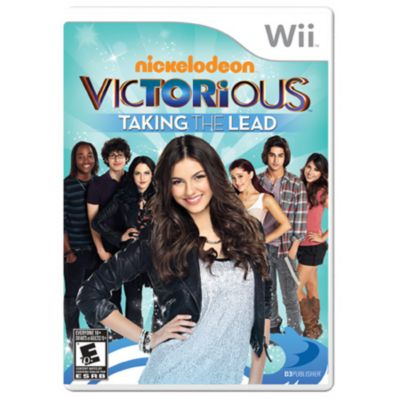 433-368 - Victorious: Taking the Lead Wii