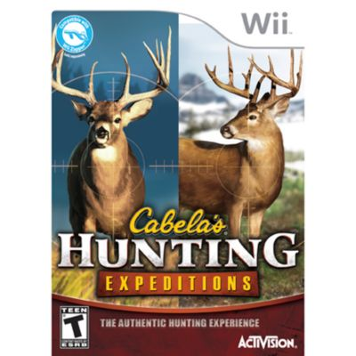 433-504 - Cabela's Hunting Expedition Wii