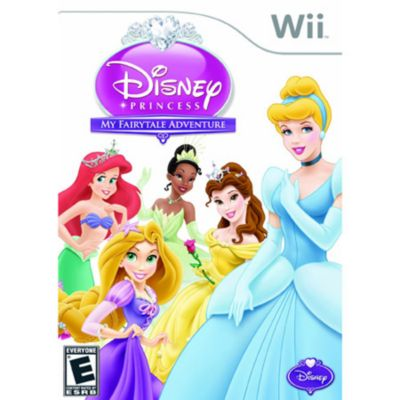433-529 - Disney Princess: My Fairytale Adventure Nintendo Wii