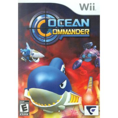 433-556 - Ocean Commander Nintendo Wii Game