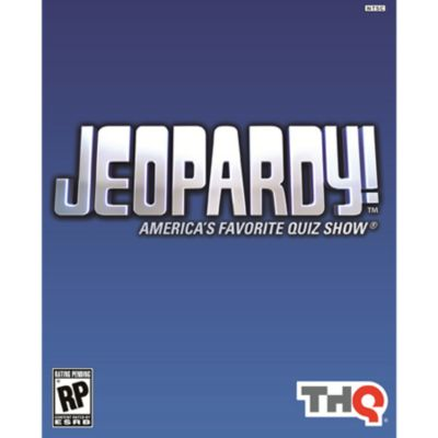 433-614 - Jeopardy Nintendo Wii Game