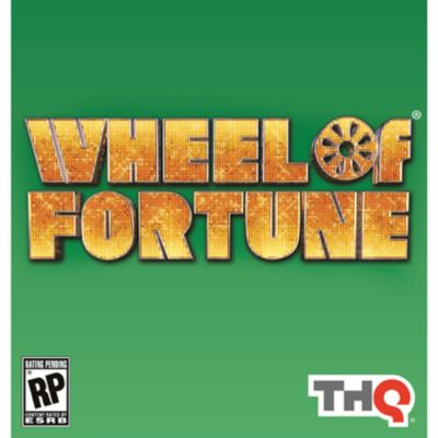 433-616 - Wheel of Fortune Nintendo Wii Game