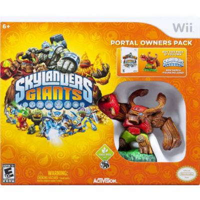 433-622 - Skylanders Giants Portal Owners Pack Nintendo Wii Game