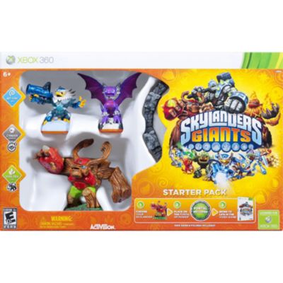 433-670 - Skylanders Giants Starter Pack Xbox 360 Game