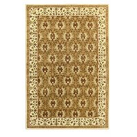 "Bashian ""Ashland"" Hand Made 100% Wool Rug"