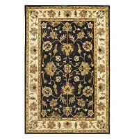 "Bashian ""Norwich"" Hand Made 100% Wool Rug"
