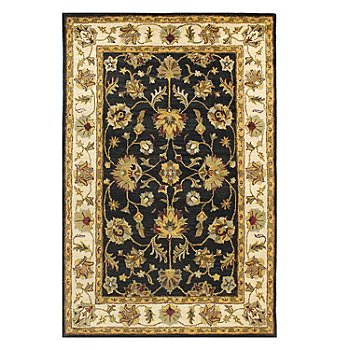 433-761 - Bashian ''Norwich'' 5' x 8' or 8' x 10' Hand Tufted 100% Wool Rug