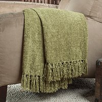 "Cozelle 50""x60"" Chenille Throw"