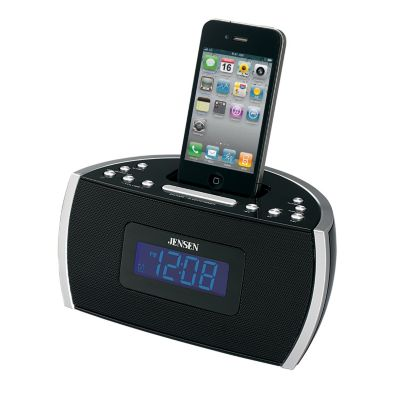 433-818 - Jensen Docking Digital Music System for iPod & iPhone