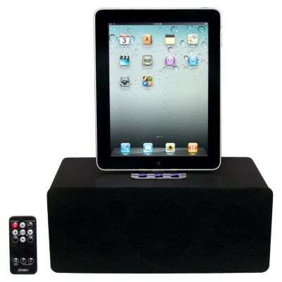 433-839 - Jensen iPad, iPod & iPhone Docking Speaker Station