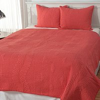 "North Shore Linens ""Hartford"" Three-Piece Quilt Set"
