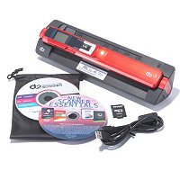2-in 1 Portable Scanner Bundle
