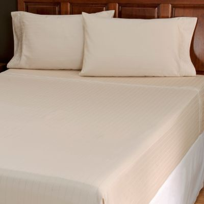 434-374 - North Shore Linens™ 500TC Egyptian Cotton Four-Piece Sheet Set