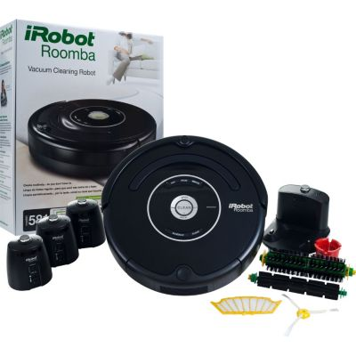 434-390 - iRobot® Roomba Model 581 Floor Robotic Vacuum