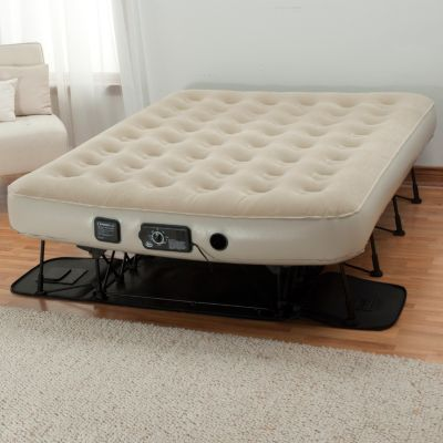 "434-661 - Serta® Perfect Sleeper® 22"" EZ Bed w/ NeverFlat™ Pump"