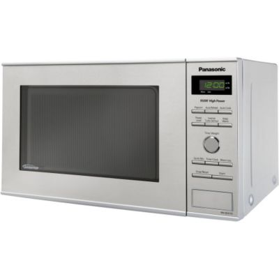 434-698 - Panasonic NN-SD372S 0.8 Cu. Ft. 950W Countertop Microwave Oven