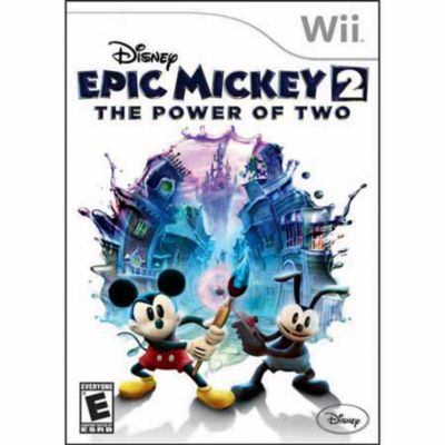 434-754 - Disney Epic Mickey 2: The Power of Two Nintendo Wii Game