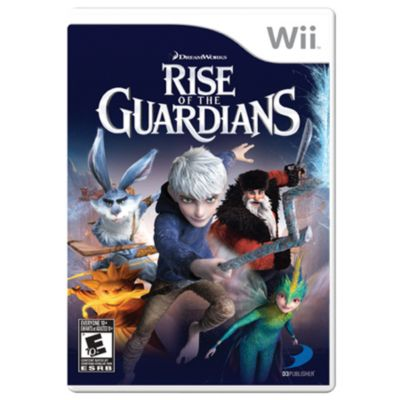 434-758 - Rise of the Guardians Nintendo Wii Game
