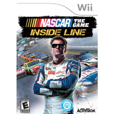 434-760 - NASCAR The Game: Inside Line Nintendo Wii Game