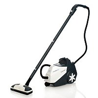 EnviroMate BRIO Canister Vapor Steam Cleaner with Accessories