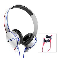 Tracks HD On-Ear Headphones and Amps In-Ear Headphones