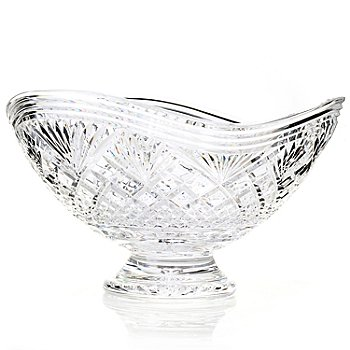 434-832 - House of Waterford® Cascade Limited Edition 12.5'' Centerpiece Bowl
