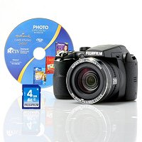 Fine Pix S4200 Bundle