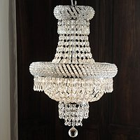Gallery Thomas Crystal Chandelier