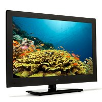 "GPX 23"" LED TV with DVD"