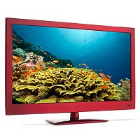 "GPX 32"" LED TV with DVD player"