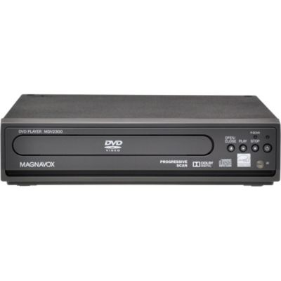 435-314 - Magnavox 1080p Up Conversion and Progressive Scan DVD Player