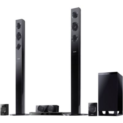 435-354 - Panasonic SC-BTT490 5.1 Channel 1000W 3D Blu-ray Home Theater System