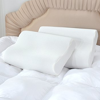 435-372 - SensorPEDIC® Classic Comfort Set of Two Memory Foam Pillows