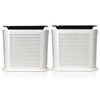 Homedics Professional HEPA Air Cleaner Dual Pack