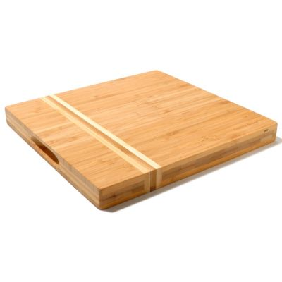 "435-486 - BergHOFF® 10"" x 10"" Bamboo Cutting Board"