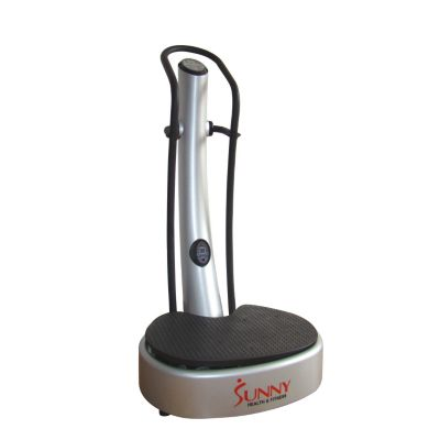 435-515 - Sunny Health & Fitness® 3-in-1 Vibration Trainer