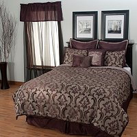 "North Shore Linens ""Winchester"" Twelve-Piece Comforter Set"