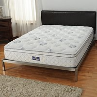 Serta Perfect Sleeper TBD EuroTop Mattress Only February